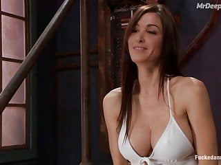 Video 1549585201: gia dimarco, bdsm hardcore bondage, big tits bondage, bondage straight, french bondage, bondage brunette, bondage hd, big tits celebrity