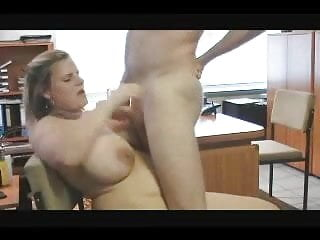 Hot bbw office...