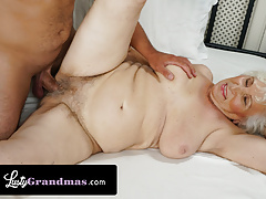 Granny Has A Dick Appointment