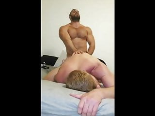 Amateur bareback...