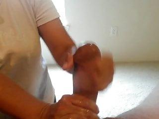 BIG COCK HAND JOB