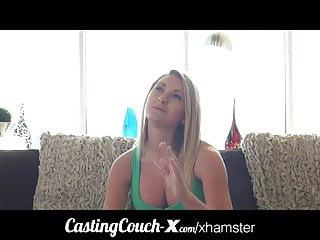 Casting Couch X Bionda Southern bimbo scopa per soldi