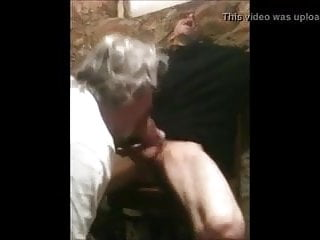 Young straight guy sucked off