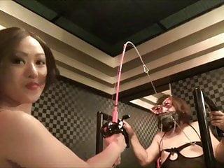 BDSM nipple torture – Mistress Ami Yamada