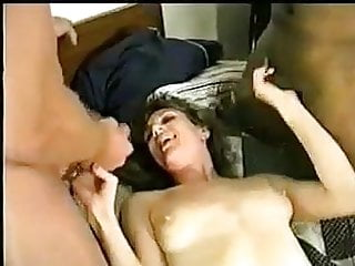 Her Cock Christine During Gangbang Enjoying