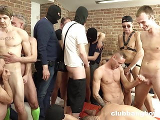 This is the biggest gay orgy you have ever seen!
