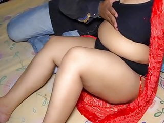 Xmas Fun, Big Lady Fucking Hard With Big Boobs and Nice Pussy