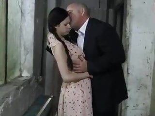 Xh Young Slut Enjoys Granddads Cock