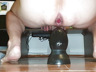My new 8 5 cm great butt plug...
