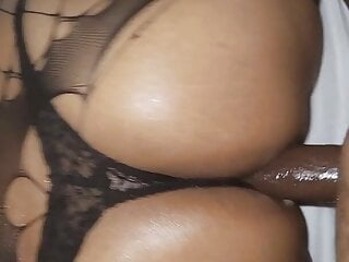 Straight BBC King Giving me an Amazing Raw Creampie