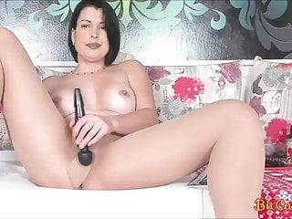 Horny milf orgasm