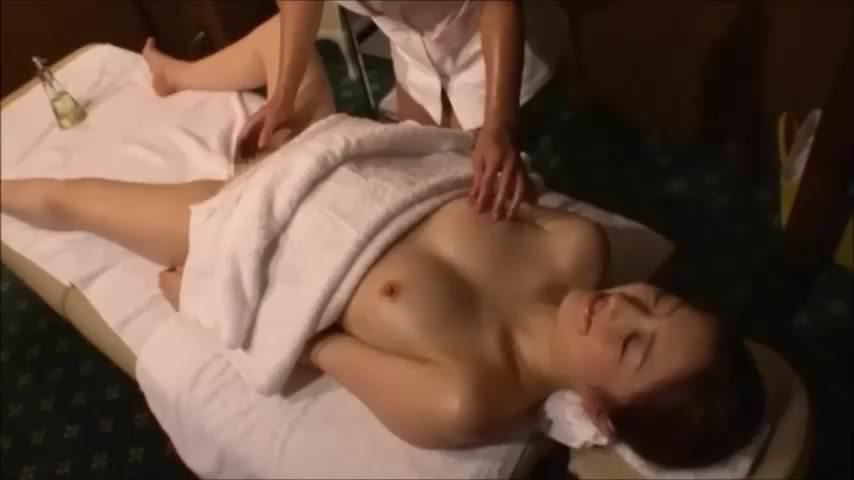 Massage Room Lesbian Trib