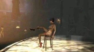 Saboteur Cabaret 2nd Girl Dance