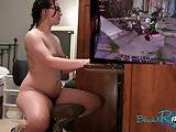 A Gamer Jerking Marathon Nerdy Glasses Girl JOI BlackxRose92