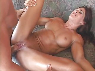 Nudist female gymnast sex after cathed up...