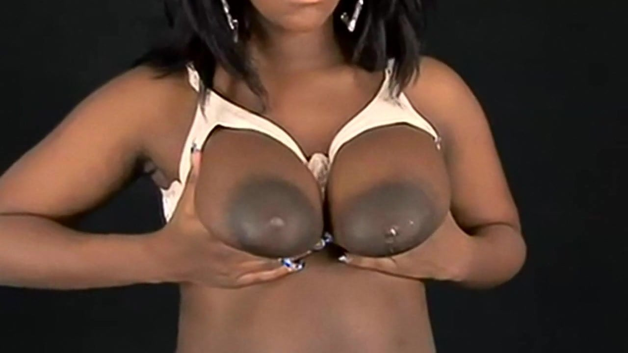 Hot French Brunette Big Tits