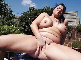 Mom outdoor...