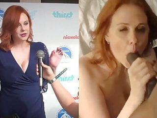 Sekushilover celebrity talk mode vs slut mode...
