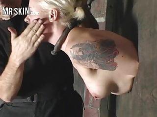 Celebs get tied up for bdsm...
